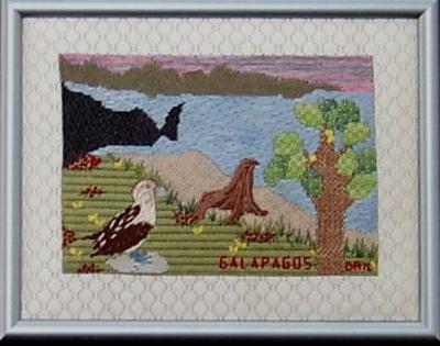 Postcard from Paradise - Galapagos