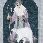 Jean Taggart's Arctic Santa