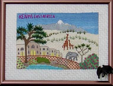 Postcard from Paradise - Kenya