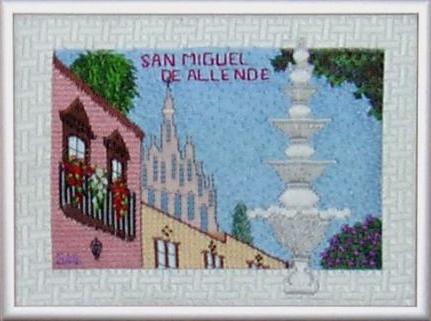 Postcard from Paradise - San Miguel de Allende