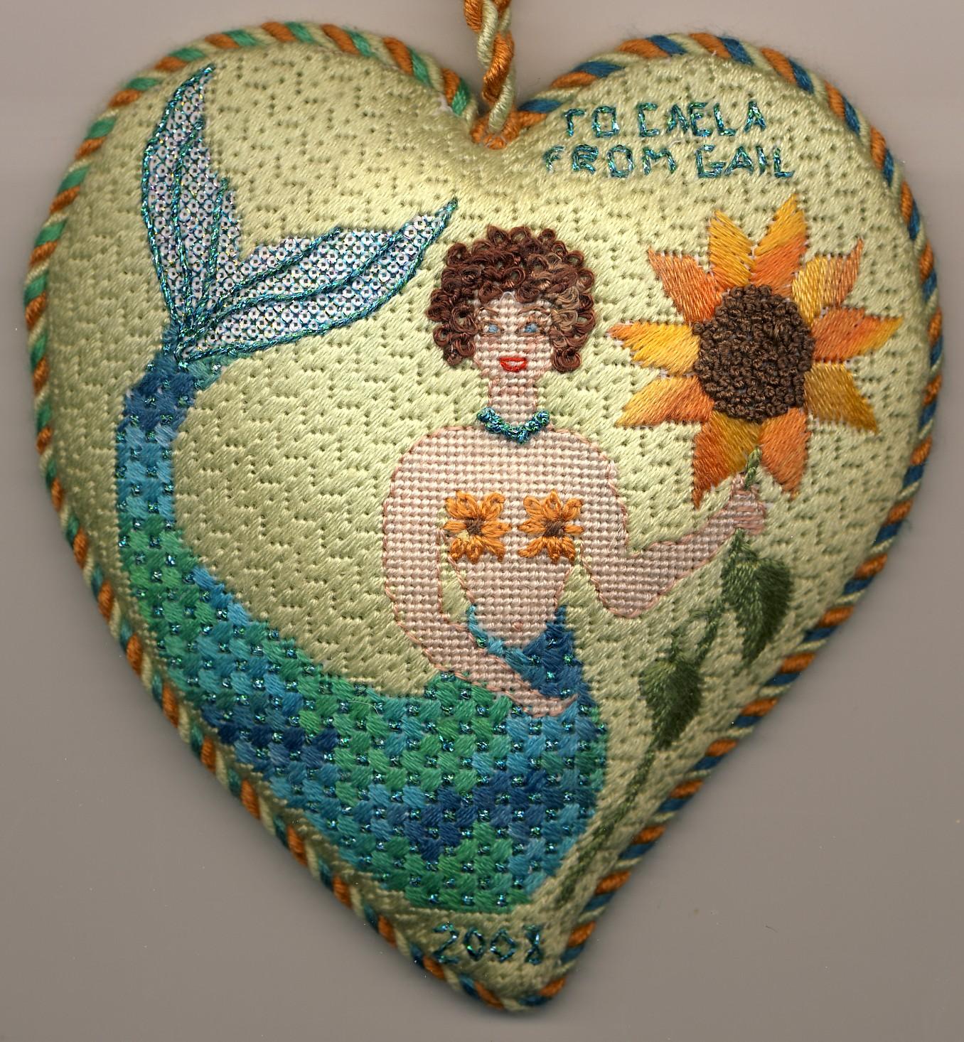 Caela's Mermaid