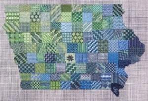 Iowa Mosaic II