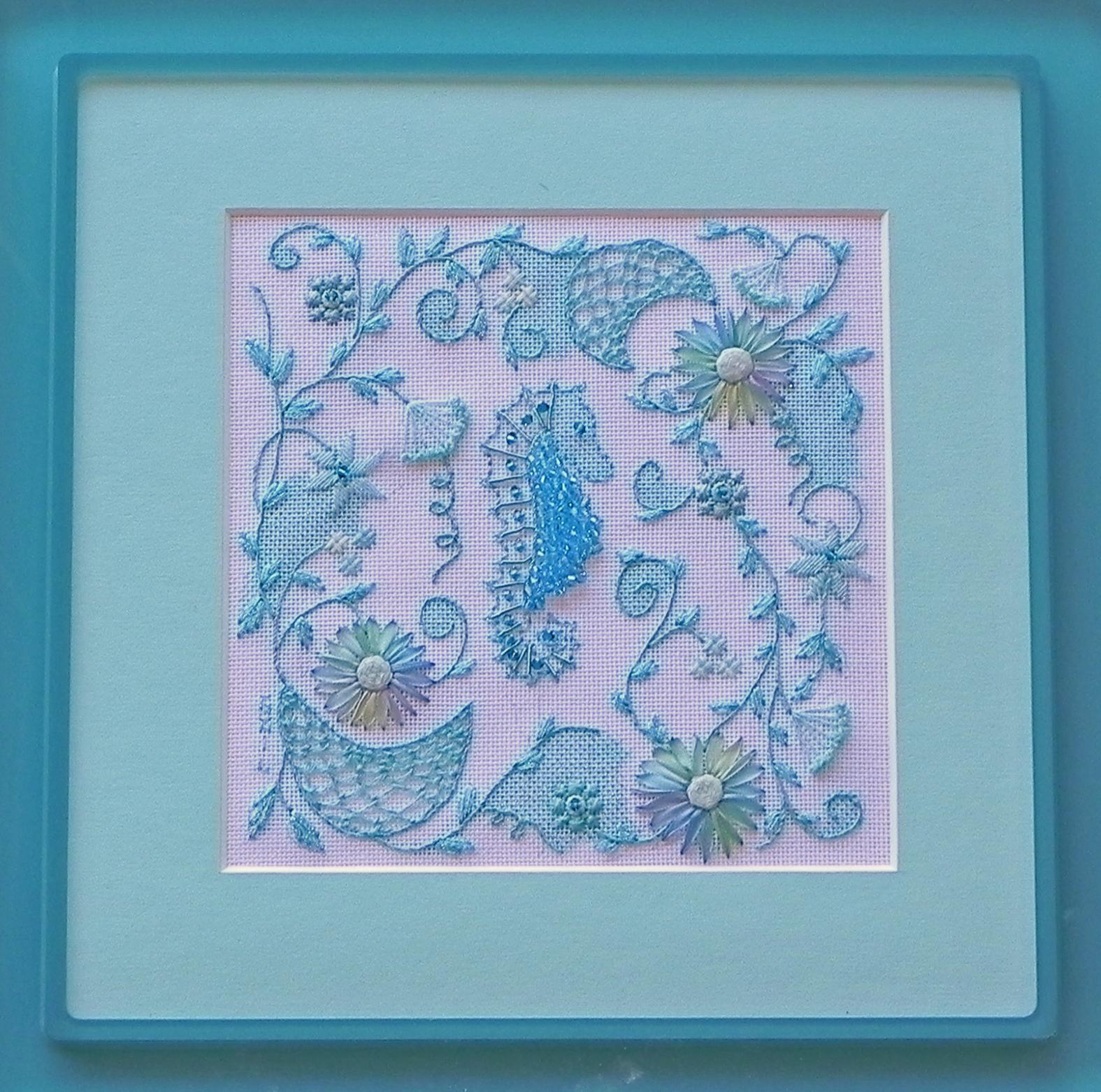 Artistry in Aqua